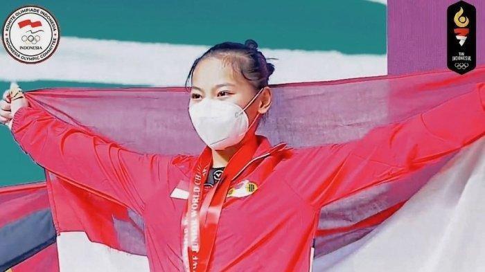 Perolehan Sementara Medali Olimpiade Tokyo 2020, Indonesia Peringkat ke-19