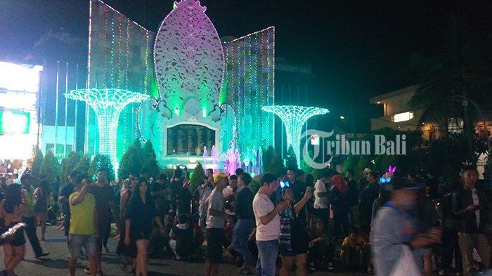 6 Acara Malam Tahun Baru 2020 di Bali Mulai Pesta Kembang Api di Pantai Kuta Hingga DJ Party