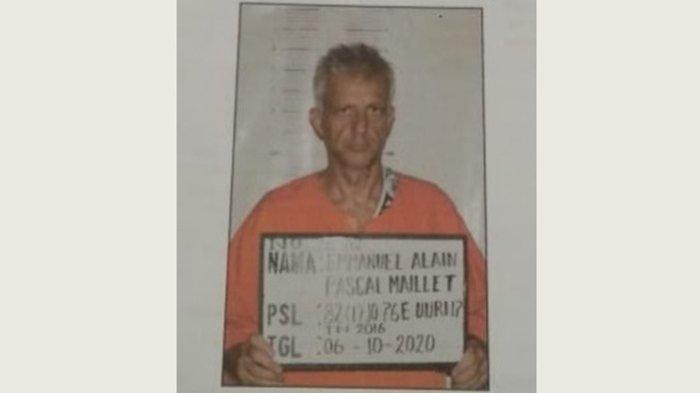 Diduga Cabuli Anak Dibawah Umur, WNA Prancis Emannuel Alain Dituntut 12 Tahun Penjara di PN Denpasar