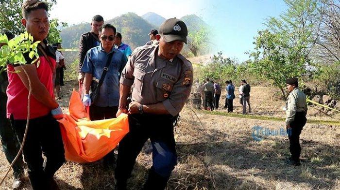 Kronologi Bule Amerika Tiba-tiba Tumbang & Kejang Setelah Motret di Bukit Meringang Karangasem