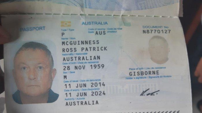 WNA Australia Ditemukan Tewas di Dalam Kamar Hotel Si Doi Kuta