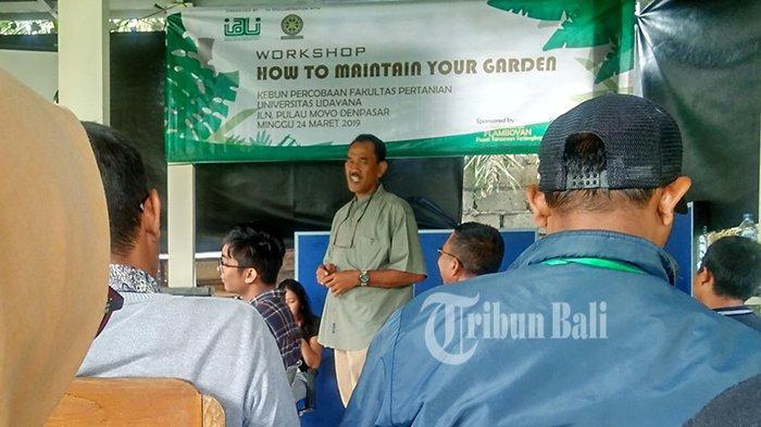 Pemprov Bali Akan Tata Taman Jalan dari Pintu Masuk Bandara hingga Gowa Lawah