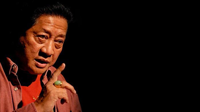 'Puisi-Puisi Cinta WS Rendra' Diluncurkan di Taman Ismail Marzuki