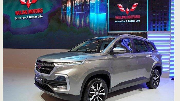 Wuling Almaz, Smart Technology SUV dengan Beragam Fitur Modern, Segini Harganya di Bali