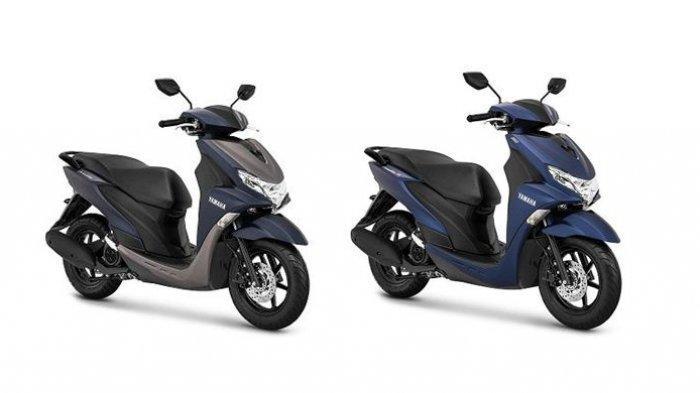 Semakin Amazing, Yamaha Hadirkan Warna Baru FreeGo!