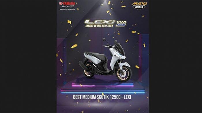Yamaha Kembali Mendominasi Raih Penghargaan pada Ajang Otomotif Award 2021