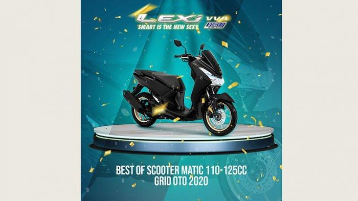 Raih 11 Penghargaan GridOto Award 2020, Yamaha Motor #MenangBanyak !