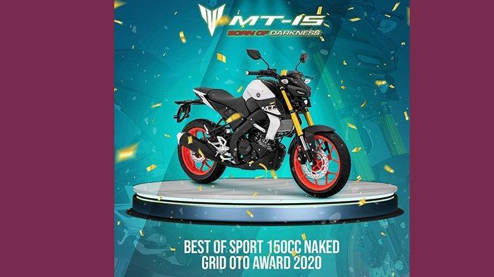 Yamaha Brand Terbaik Kategori Motor Sport GridOto Award