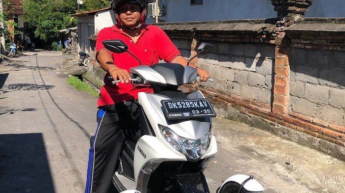 Modifikasi Yamaha FreeGo Ala Tricity