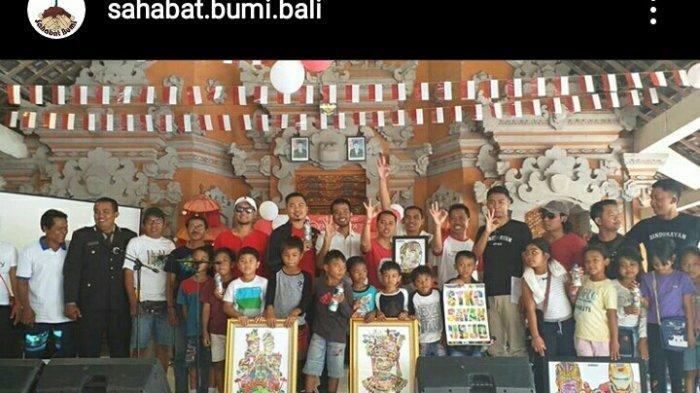 Didirikan Tahun 2019, Sahabat Bumi Bali Konsen Pada Pendidikan Hingga Sosial Ekonomi Masyarakat