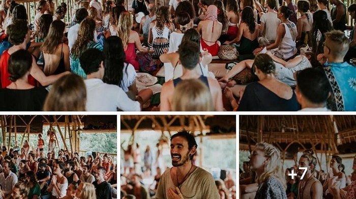 Viral Bule Gelar Yoga Massal, Pendiri House Of Om Community Minta Maaf Sudah Menggelar Kerumunan