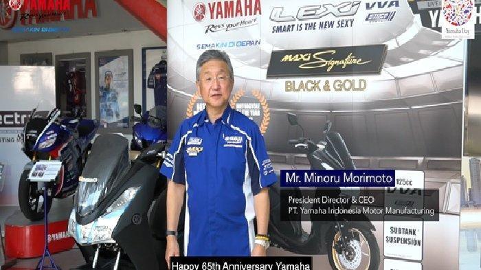 Pesan Khusus Ulang Tahun Yamaha yang Menginspirasi di Tahun 2020