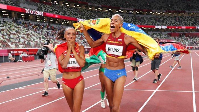 Daftar Rekor Dunia yang Pecah di Olimpiade Tokyo