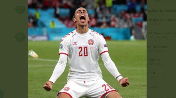 HASIL EURO 2020 GRUP B: Denmark Tumbangkan Rusia dengan Skor Meyakinkan