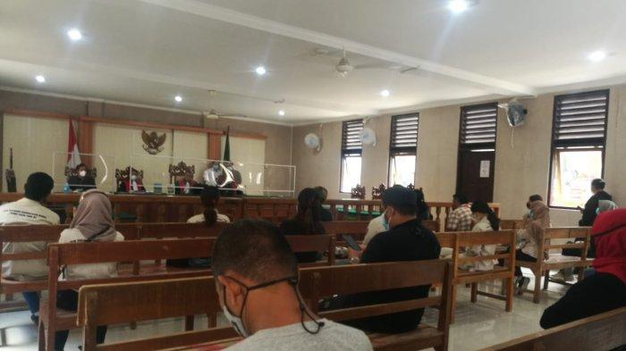 UPDATE Perkara Dugaan Memasukkan Keterangan Palsu ke Akta Autentik, Hakim Tolak Eksepsi Zainal Tayeb