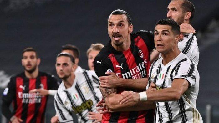 Jadwal Laga Uji Coba AC Milan: Rossoneri Lawan Dua Tim Kuat, Real Madrid dan Juventus