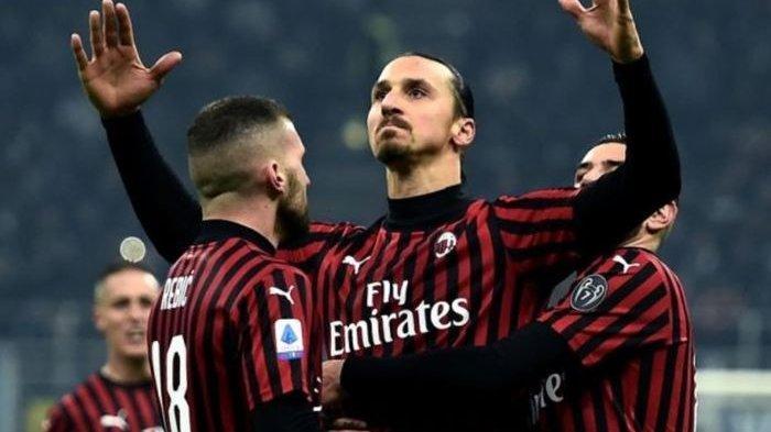 Ibrahimovic Akui Akan Layangkan Ancaman Kepada Paolo Maldini Jika Terus Cetak Gol untuk AC Milan