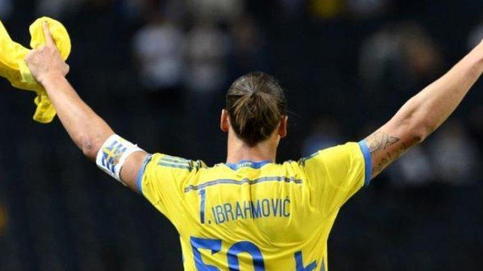 PREDIKSI Line Up Spanyol Vs Swedia: La Furia Roja Tanpa Sang Kapten, Swedia Tanpa Nama Ibrahimovic
