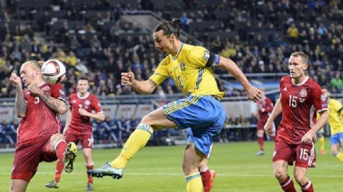 Euro 2020 - Zlatan Ibrahimovic Resmi Absen Bela Timnas Swedia, Sang Pelatih Ungkap Penyebabnya