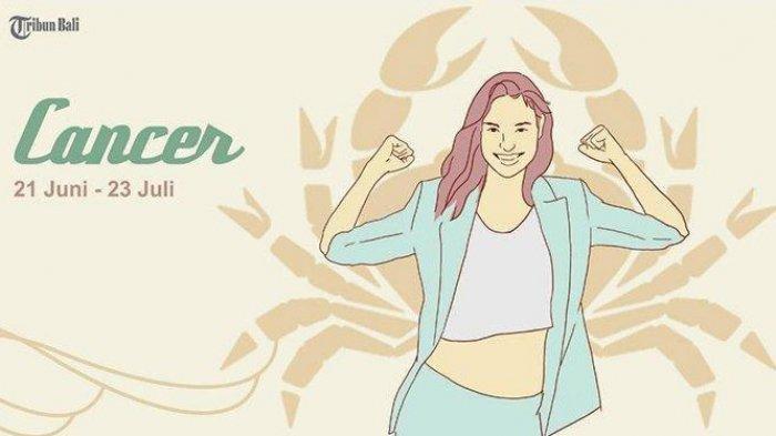 Zodiak Cancer hari ini Rabu 10 Februari 2021. Jangan lakukan kebiasaan buruk menunda pekerjaan.