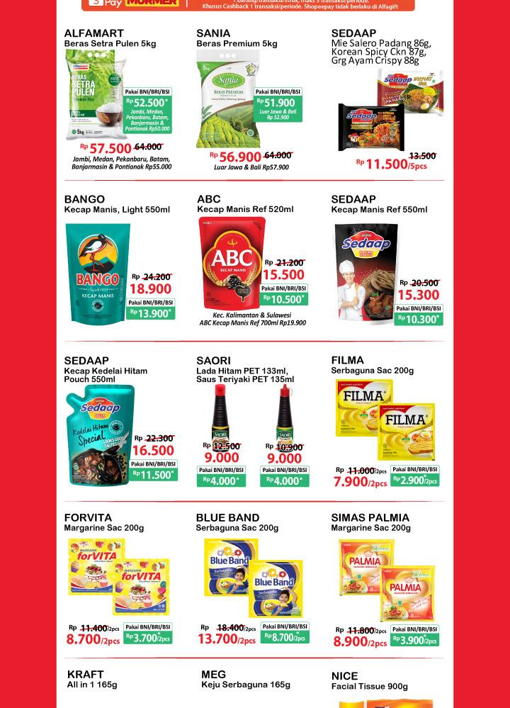 Katalog Promo Alfamart 16 - 20 Juli 2021