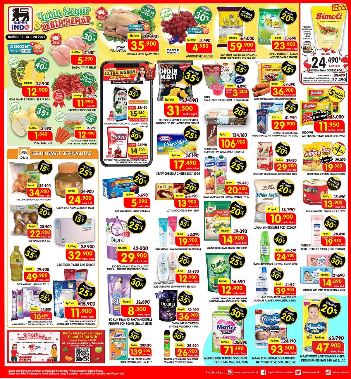 Katalog Promo JSM Superindo 11-13 Juni 2021