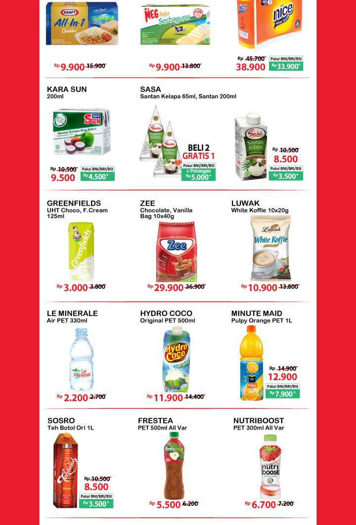 Promo Alfamart 16 - 20 Juli 2021