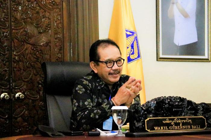 Wakil Gubernur (Wagub) Bali, Tjokorda Oka Artha Ardhana Sukawati (Cok Ace).