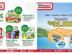 PROMO JSM Alfamart Berlaku Hari Ini 14-15 Mei 2021: Beli 2 Es Krim Cuma Rp7.000, Diskon Aqua Karton