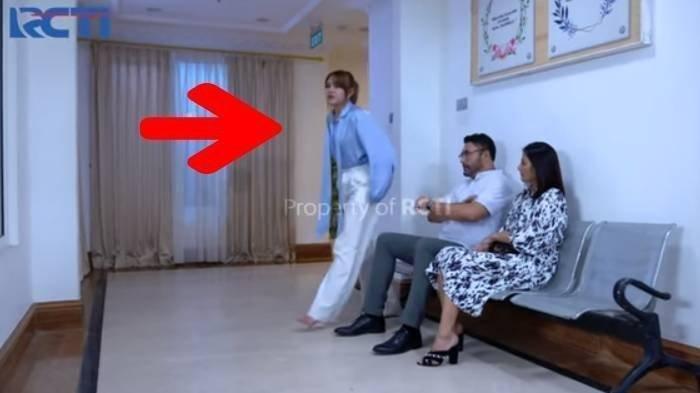 Adegan Sinetron Ikatan Cinta Jadi Viral, Resleting Celana yang Dipakai Andin Terbuka, Ini Videonya
