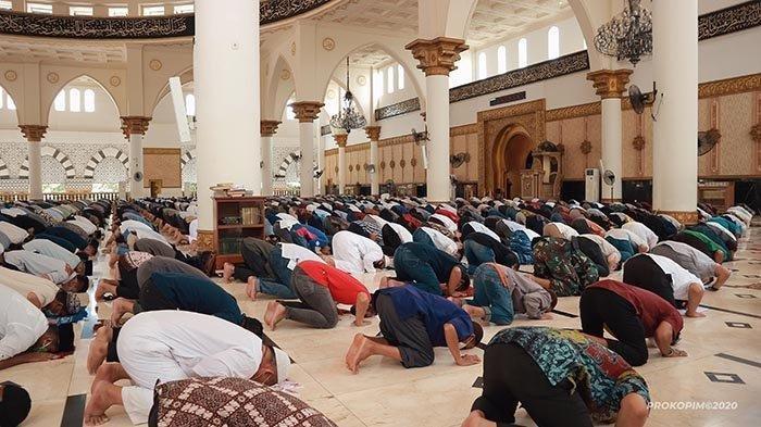 Amalan Sunnah Sholat Jumat yang Dianjurkan Rasulullah Dikerjakan Sebelum dan Sesudah Shalat Jumat