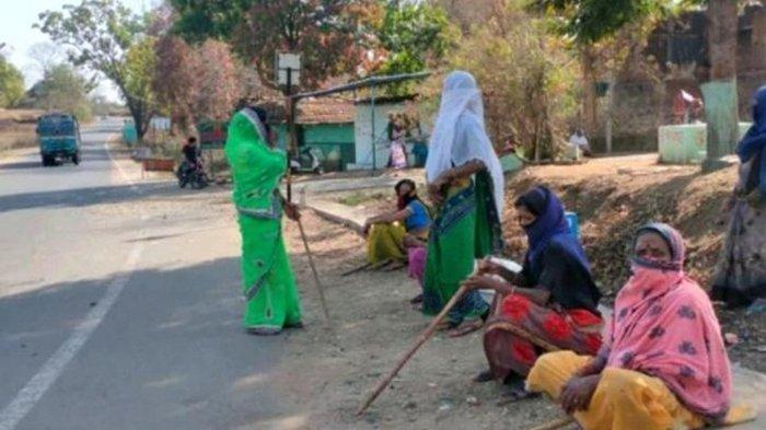 Tak Disangka, Desa di India Ini Tidak Terinfeksi Covid-19 Berkat Perempuan, Padahal Krisis Pandemi