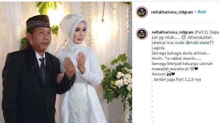 Nella Kharisma Lega Bisa Lepas dari Gosip Setelah Cak Malik Menikah dengan Wanita Lain