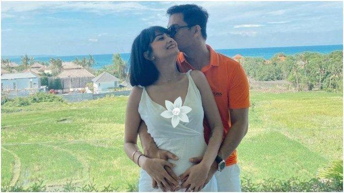 Baru 6 Bulan Melahirkan Anak Pertama, Vanessa Angel Isyaratkan Kembali Berbadan Dua