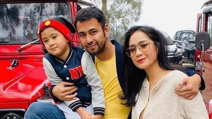 Raffi Ahmad, Nagita Slavina dan Rafathar putra mereka