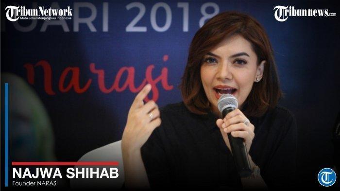Pilu Curhat Nakes Insentif Akan dipotong 90 Persen, Najwa Shihab Sampai Geleng Kepala
