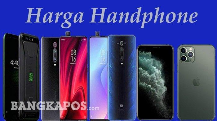 Harga HP iPhone Maret 2020, iPhone 6 iPhone 7 Plus, iPhone 11 pro, IPhone x, iPhone 8 plus