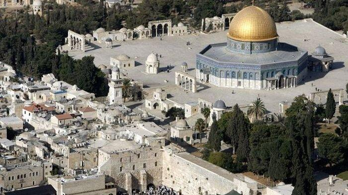 Israel sampai Halalkan Segala Cara Buat Merebut Al Aqsa, Ternyata Ada Rahasia Tersembunyi Dibaliknya