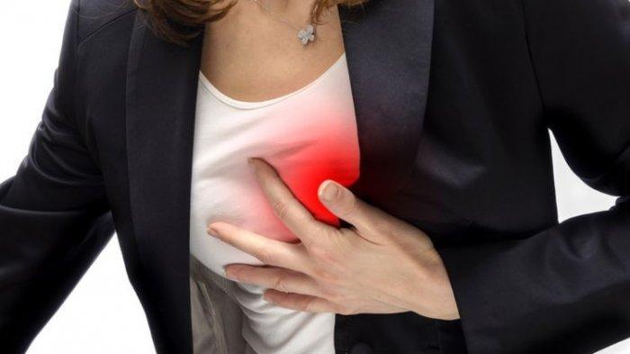 Waspada, Dikira Penyakit Asam Lambung Ternyata Gejala Penyakit Jantung Koroner Ini Ciri-cirinya
