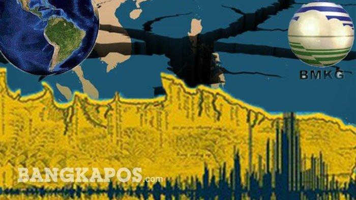 Gempa Guncang Sumba Hari Ini Magnitudo 5.0, BMKG Himbau Adanya Gempa Susulan