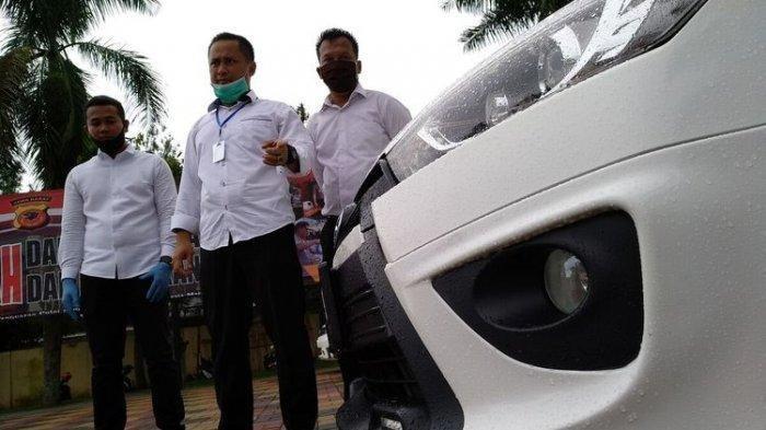 Ingin Bergaya, Siswa SMA Nekat Bawa Kabur Mobil Mantan Kapolda Jabar