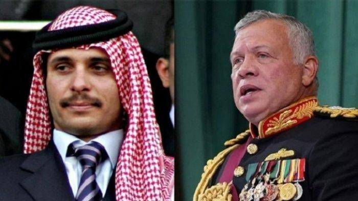 Sempat Jadi Tahanan Rumah, Pangeran Hamza Akhirnya Kembali Setia ke Raja Abdullah II