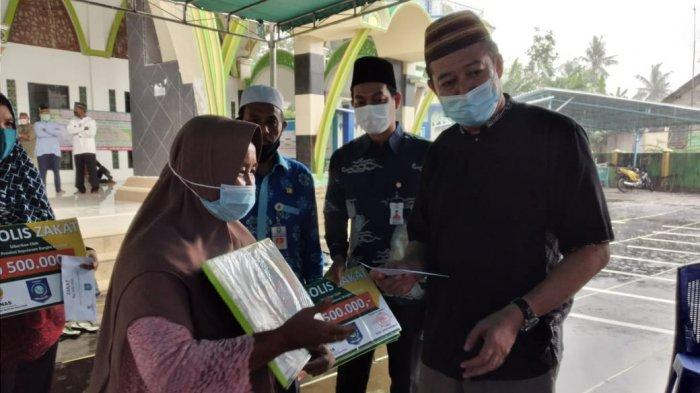 Baznas Bangka Belitung Salurkan Zakat Rp2,5 Miliar untuk Mustahiq