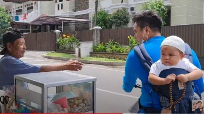 Aksi Baim Wong ini pada Kiano Bikin Khawatir, Suami Paula Verhoeven Ajak Jalan Putranya Tanpa Masker