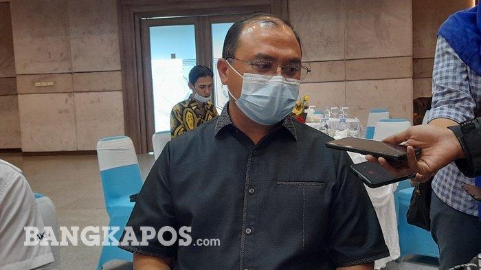 Agenda Gubernur Bangka Belitung Hari Ini, Berikan Bantuan ke Anak Yatim dan Lansia di Muntok
