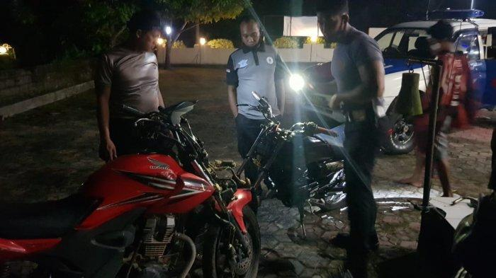 Sapitri Tewas Usai 'Adu Kambing' di Jalan Raya Desa Pangek