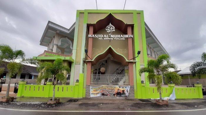 Masjid Al Muhajirin Miliki Lima Kubah, Tampil Modern, Padahal Dulu Hanya Berdinding Papan