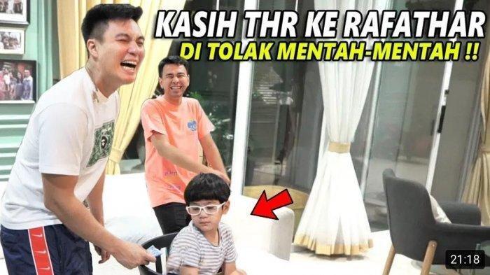 Rumah Baru Raffi Ahmad Ditawar Baim Wong, Malah Diledek Rafathar, Nagita Sampai Ucap Istighfar