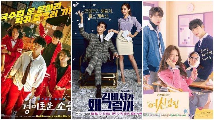Deretan Drama Korea Terbaru, Drakor yang Tayang di Bulan Kasih Sayang, Februari 2021
