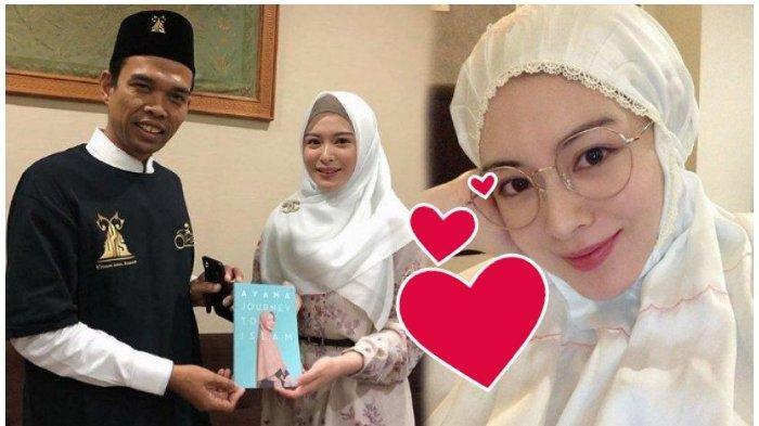 Ayana Moon Pernah Dijodohkan dengan Ustaz Abdul Somad, Begini Kehidupannya Sekarang